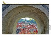 A View Of Cesky Krumlov In The Czech Republic Carry-all Pouch