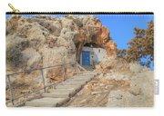 Agioi Saranta Cave Church - Cyprus Carry-all Pouch