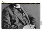 Alois Alzheimer, German Neuropathologist Carry-all Pouch