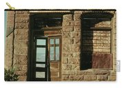 American Pool Hall  Version 2 Facade Ghost Town Jerome Arizona 1968 Carry-all Pouch
