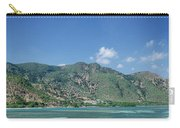 Areia Branca Tropical Beach View Near Dili In East Timor Carry-all Pouch