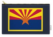 Arizona Flag Carry-all Pouch