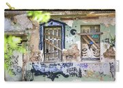 Athens Graffiti Carry-all Pouch