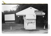 Auburn, Ny - Drive-in Theater Bw Carry-all Pouch