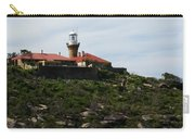 Australia - Barrenjoey Lighthouse On Solid Rock Carry-all Pouch