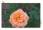 Australia - Orange Rose Flower Carry-all Pouch