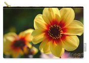 Autumn Flowers Carry-all Pouch