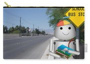 Back To School Little Robox9 Carry-all Pouch