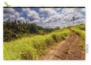 Bali Landscape Carry-all Pouch
