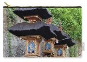 3 Bali Shrines Carry-all Pouch