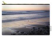 Ballynaclash Beach At Dawn Carry-all Pouch