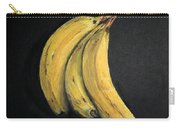 3 Bananas Carry-all Pouch