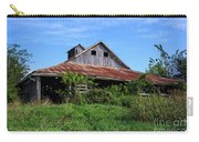 Barn In The Blue Sky Carry-all Pouch