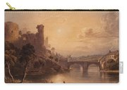 Barnard Castle Carry-all Pouch