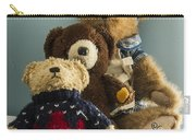 3 Bears Carry-all Pouch