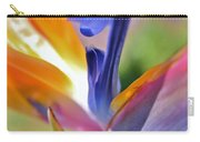3 Bird Of Paradise Macro Carry-all Pouch