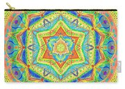 Birth Mandala- Blessing Symbols Carry-all Pouch