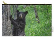 Black Bear Yearling Carry-all Pouch