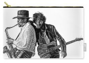 Bruce Springsteen Clarence Clemons Collection Carry-all Pouch