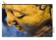 Buddha Sculpture Carry-all Pouch