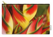 Bunch Of Heliconia Carry-all Pouch