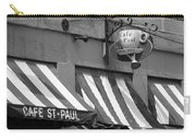 Cafe St. Paul - Montreal Carry-all Pouch