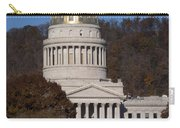 Capital Of West Virginia In Charleston Carry-all Pouch