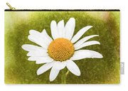 Chamomile Watercolor Carry-all Pouch