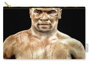 Champion Boxer And Actor Mike Tyson Carry-all Pouch