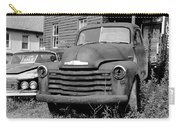 Old And Forgotten - Bw Carry-all Pouch