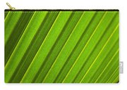 Coconut Palm Leaf Carry-all Pouch