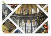Collage Of Istanbul  Carry-all Pouch