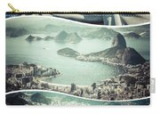 Collage Of Rio De Janeiro  Carry-all Pouch