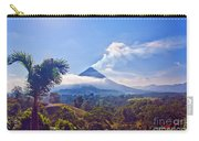 Costa Rica Volcano Carry-all Pouch