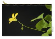 Creeping Woodsorrel Carry-all Pouch