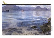 Cuillin Mountains From Elgol Carry-all Pouch