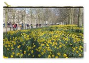 Daffodils In St James Park London Carry-all Pouch