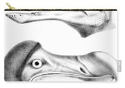 Dodo Bird, Hunted To Extinction Carry-all Pouch