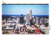 Downtown Charlotte Carry-all Pouch