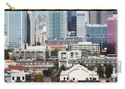 Downtown Charlotte North Carolina From The South End Carry-all Pouch