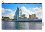 Downtown Tampa Fl, Usa Carry-all Pouch