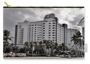 Eden Roc Hotel Carry-all Pouch