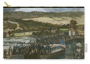 Erie Canal Opening, 1825 Carry-all Pouch