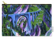 Ernst Ludwig Kirchner Carry-all Pouch