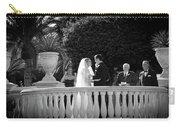 Etzel Mcdougal Wedding Carry-all Pouch