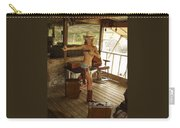 Everglades Cowgirl Carry-all Pouch