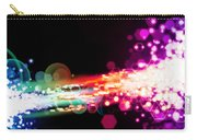 Explosion Of Lights Carry-all Pouch