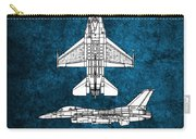 F16 Fighting Falcon Carry-all Pouch