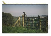 Farm Fields In Belgium Carry-all Pouch