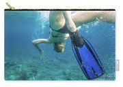 Female Snorkeling Carry-all Pouch
